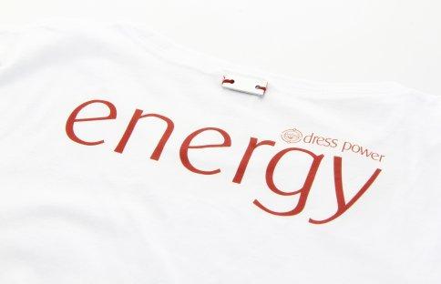 Dress Power T-Shirt - Energy Uomo Taglia M - Maniche Corte