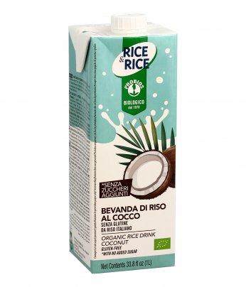 Bevanda di Riso al Cocco - Rice & Rice