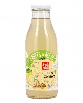 Frutta e Aceto Drink Limone e Zenzero