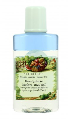 Detergente Bifasico - Dual Phase Lotion
