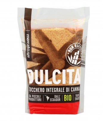 Zucchero di Canna Integrale - Dulcita 500 gr.