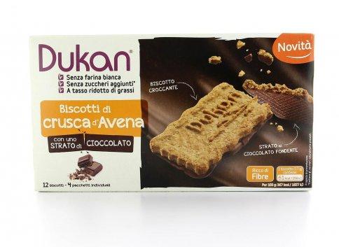 Biscotti di Crusca di Avena e Cioccolato