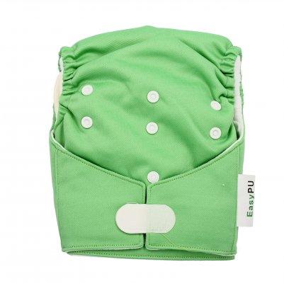 Pannolino Lavabile Easy Pu Verde