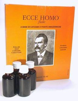 Ecce Homo - Fiale Orali