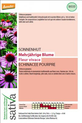 Echinacea Purpurea - b533