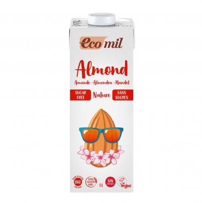 Bevanda Vegetale di Mandorla Senza Zucchero 1000 ml