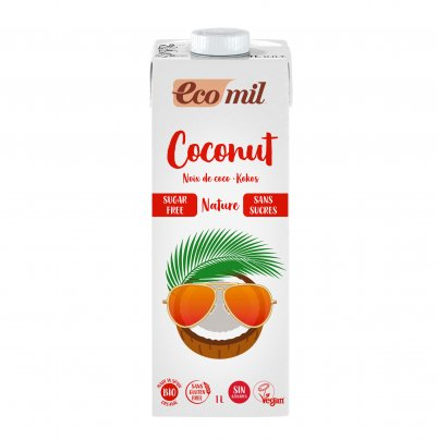 Latte di Cocco Naturale Bio 1000 ml