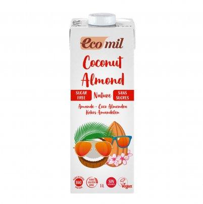 Bevanda Vegetale Cocco e Mandorla Naturale Bio