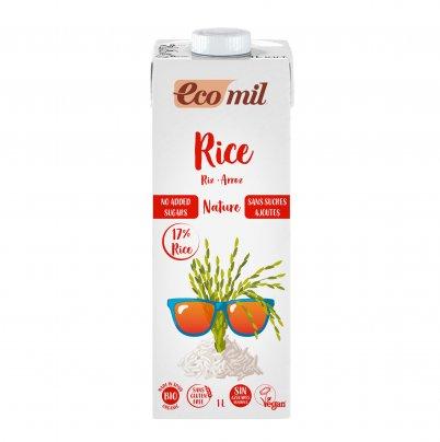 Bevanda Vegetale di Riso Naturale Bio