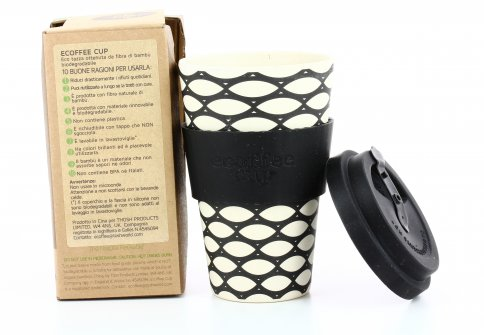 Ecotazza in Bambù - Ecoffee Cup Basket Case