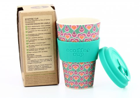 Ecotazza in Bambù - Ecoffee Cup Itchykoo
