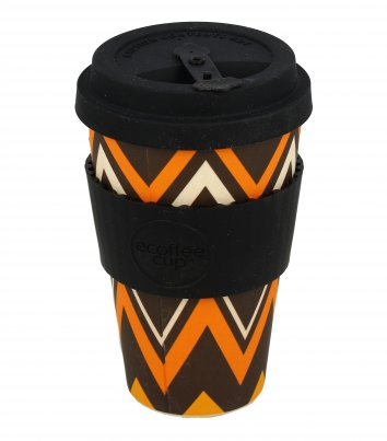 Ecotazza in Bambù - Ecoffee Cup ZignZag