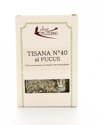 Tisana N.40 al Fucus