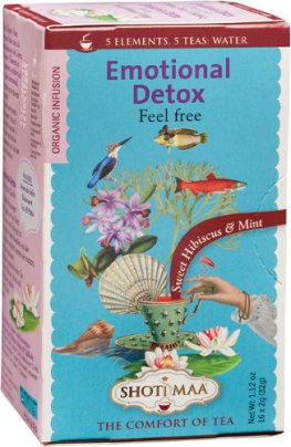 Tisana Emotional Detox - Acqua