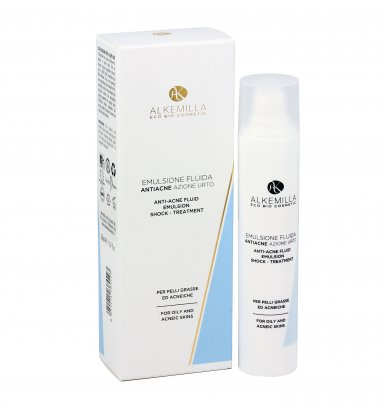 Emulsione Fluida Anti Acne - Azione Urto