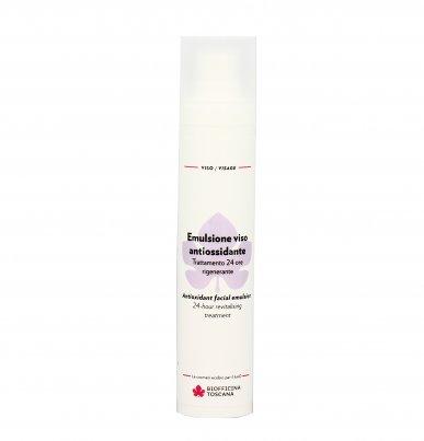 Emulsione Viso Antiossidante