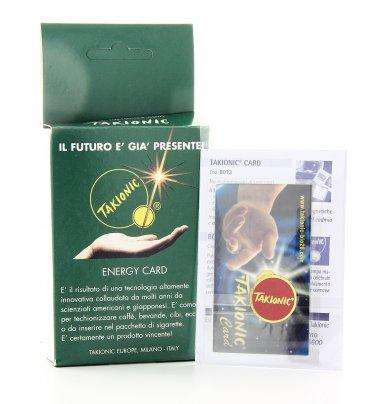 Energy Card - Takionic
