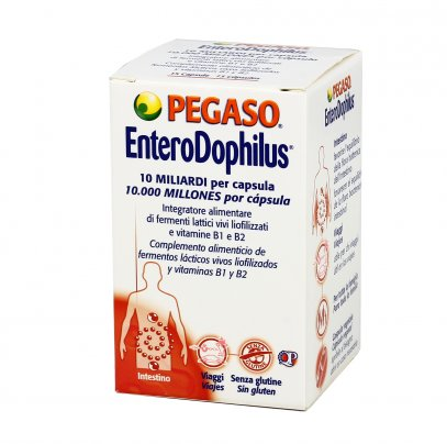 Enterodophilus - Fermenti Lattici