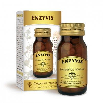 Enzyvis - Pastiglie - Integratore per Digestione Sana
