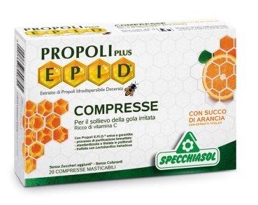 Epid - Propoli Plus con Succo di Arancia