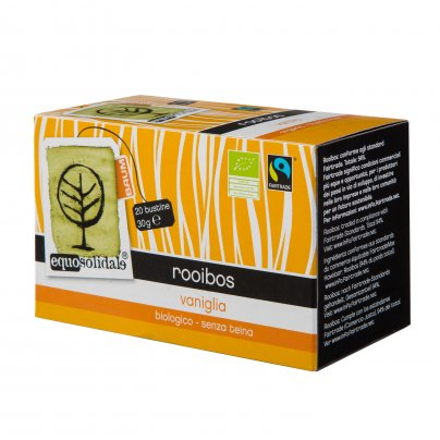 Rooibos Vaniglia Bio