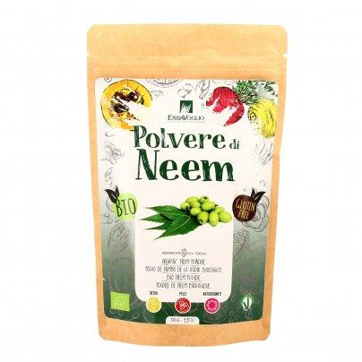 Polvere di Neem Raw Bio