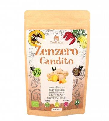 Zenzero Candito Bio