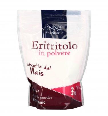 Eritritolo in Polvere Biologico - Edulcorante Naturale