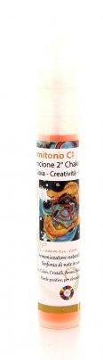 Essenza con Suoni Arancione 2° Chakra - Semitono nota C#
