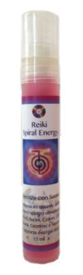 Essenza Reiki Spiral Energy Spray