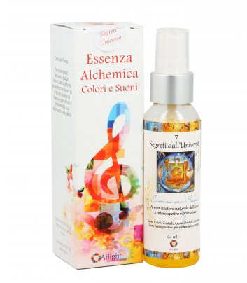 Essenza Segreti dell'Universo N°7 Spray