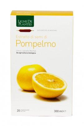 Estratto di Semi di Pompelmo - 20 Ampolle