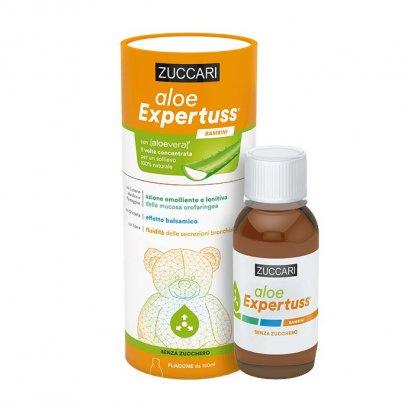 Aloe Expertuss per Bambini - Tosse e Gola Gusto Banana