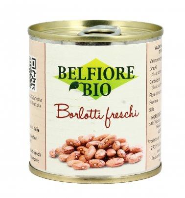 Fagioli Borlotti Freschi Bio