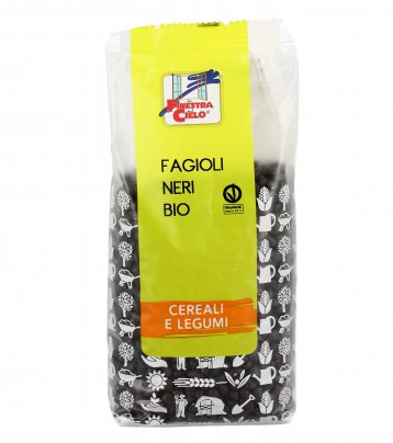 Fagioli Neri - 500 g.
