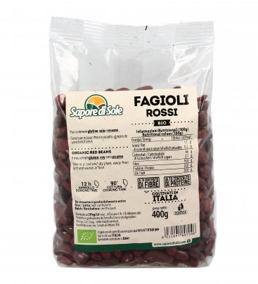 Fagioli Rossi Bio
