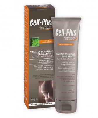 Fango Schiuma Snellente - Cell-Plus (Edizione Limitata)