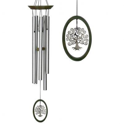 """Campana del Vento con Albero della Vita """"Wind Fantasy Chime Tree Of Life"""""""