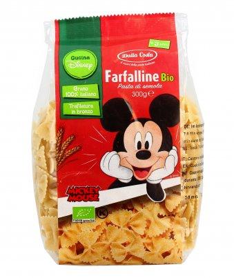 Farfalline Pasta di Grano Duro Bio - Cucina Disney