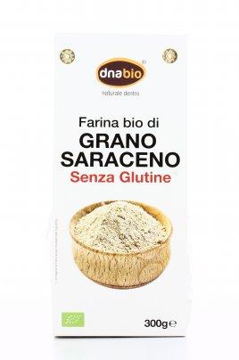 Farina Bio di Grano Saraceno