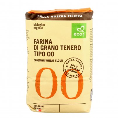 Farina di Grano Tenero - Tipo 00
