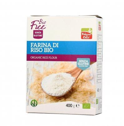 Bio Free - Farina di Riso Senza Glutine