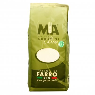 """Farina di Farro Spelta Tipo """"0"""""""