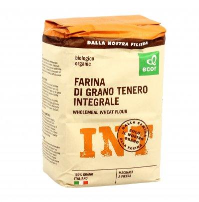 Farina di Grano Tenero Integrale Bio