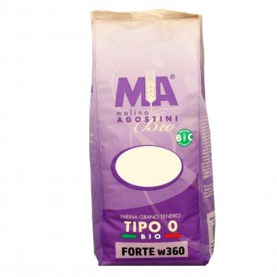 """Farina di Grano Tenero """"Tipo 0"""" Forte w360"""