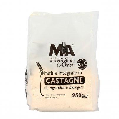 Farina di Castagne Integrale Bio