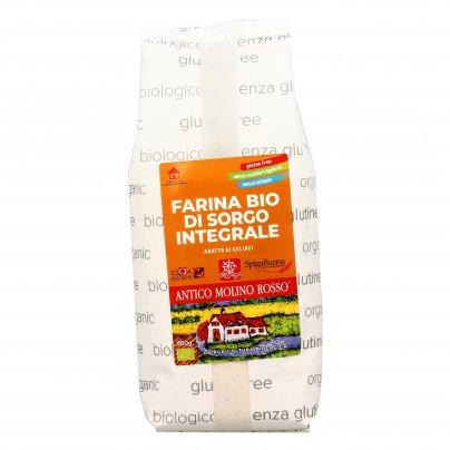 Farina Integrale di Sorgo Bio - Senza Glutine