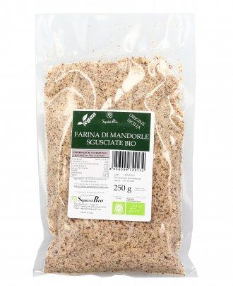 Farina di Mandorle Sgusciate Bio