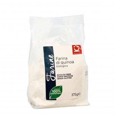Farina di Quinoa Biologica - Senza Glutine