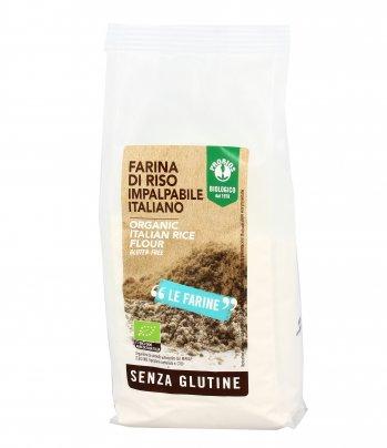 Farina di Riso Impalpabile Italiano - Senza Glutine